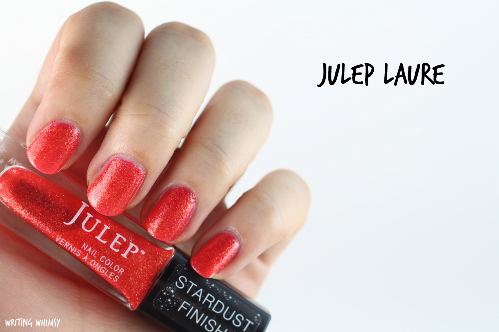 Julep Laure Swatch