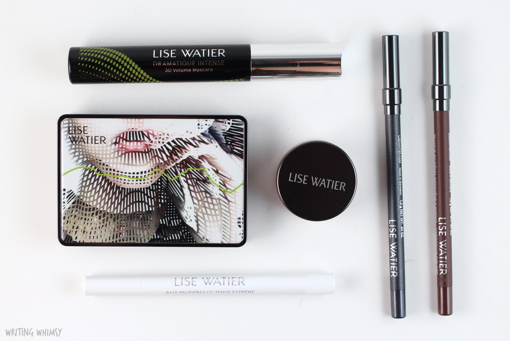 Lise Watier Fall 2015 EYEvolution Collection Swatches 2
