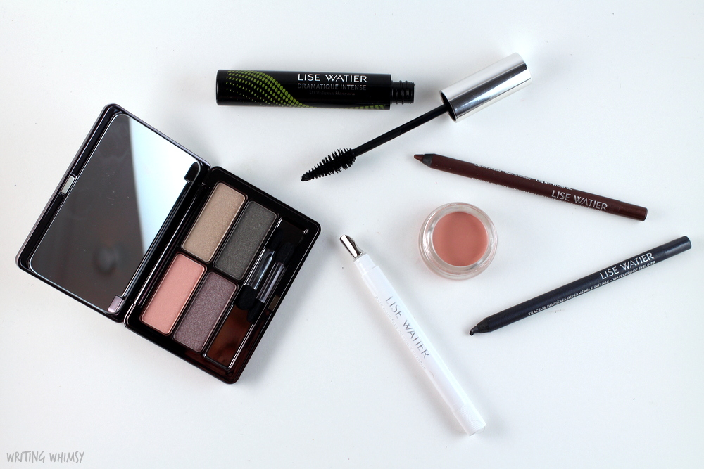Lise Watier Fall 2015 EYEvolution Collection Swatches