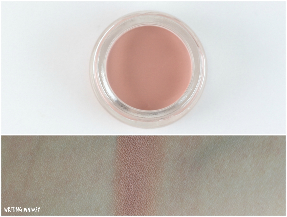Lise Watier Ombre Velours Supreme Eyeshadow Sable Velvours Swatches