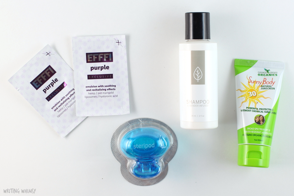 Little Life Box Review August 2015 4