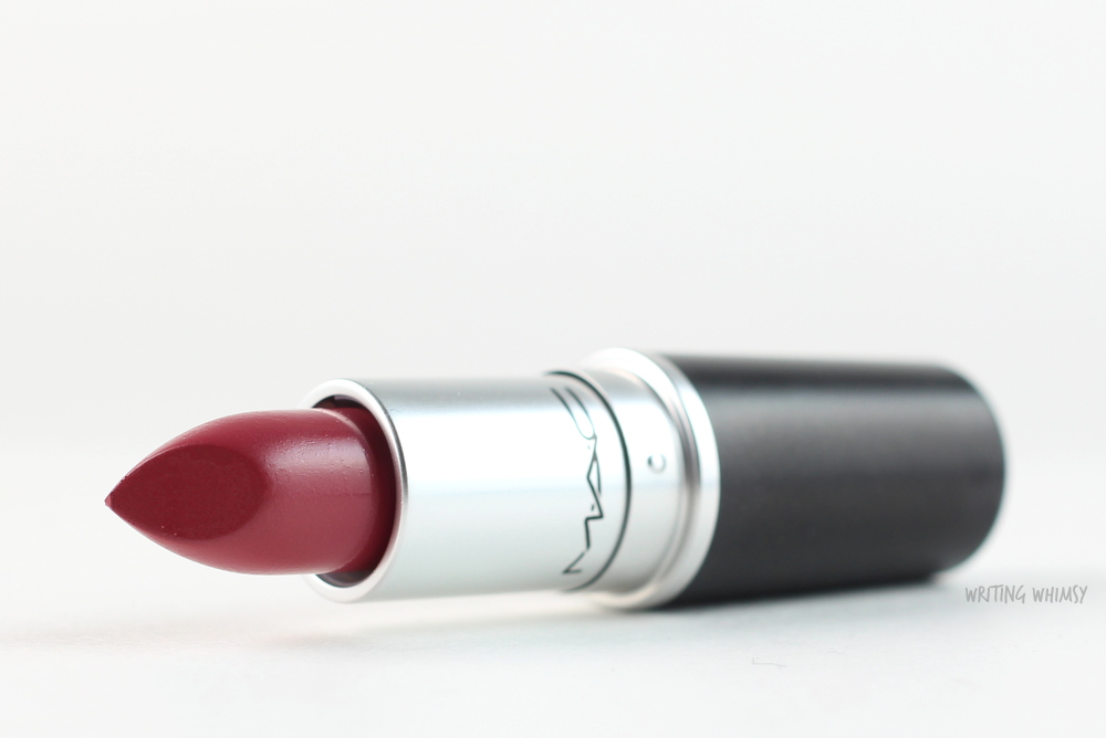 MAC Craving Lipstick Swatches and Review