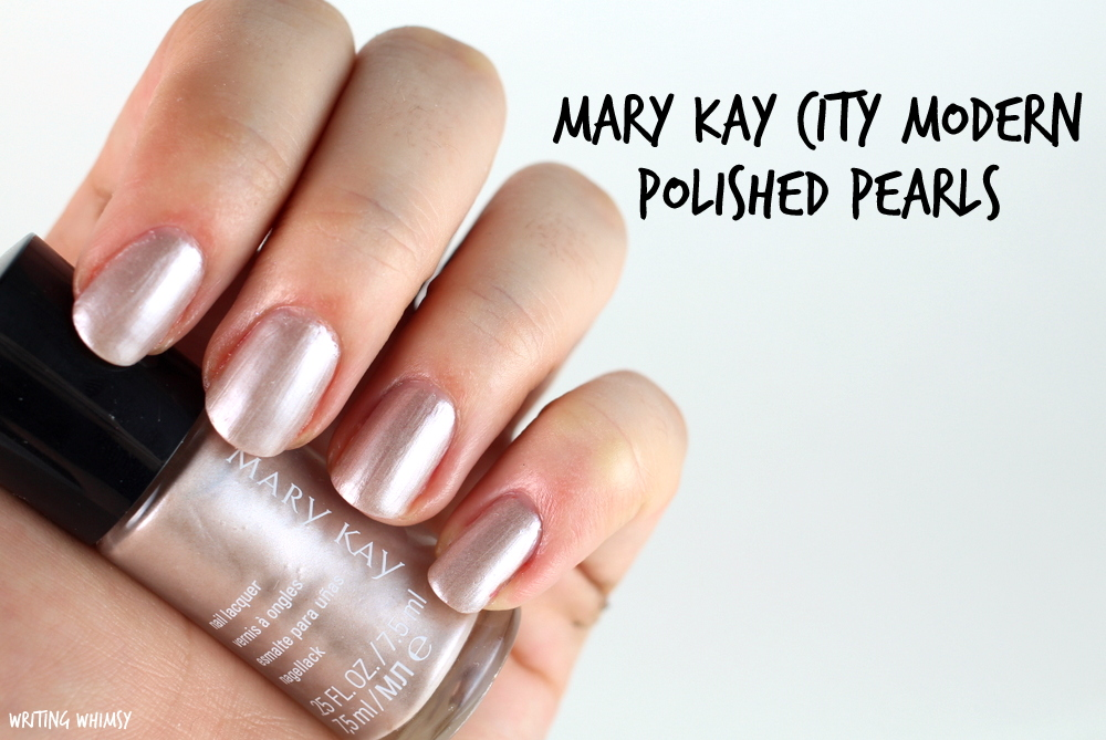 Mary Kay City Modern Polished Pearls Swatch