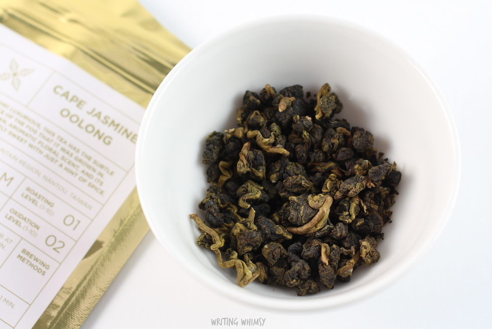 Tea Ave Cape Jasmine Oolong