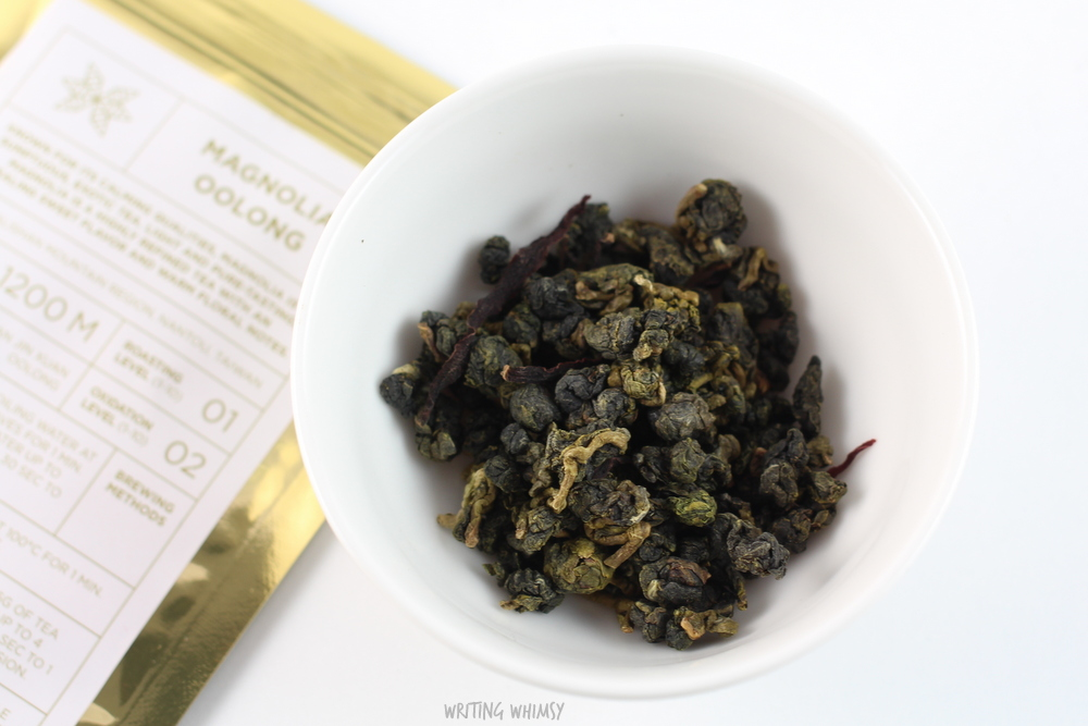 Tea Ave Cape Magnolia Oolong 2
