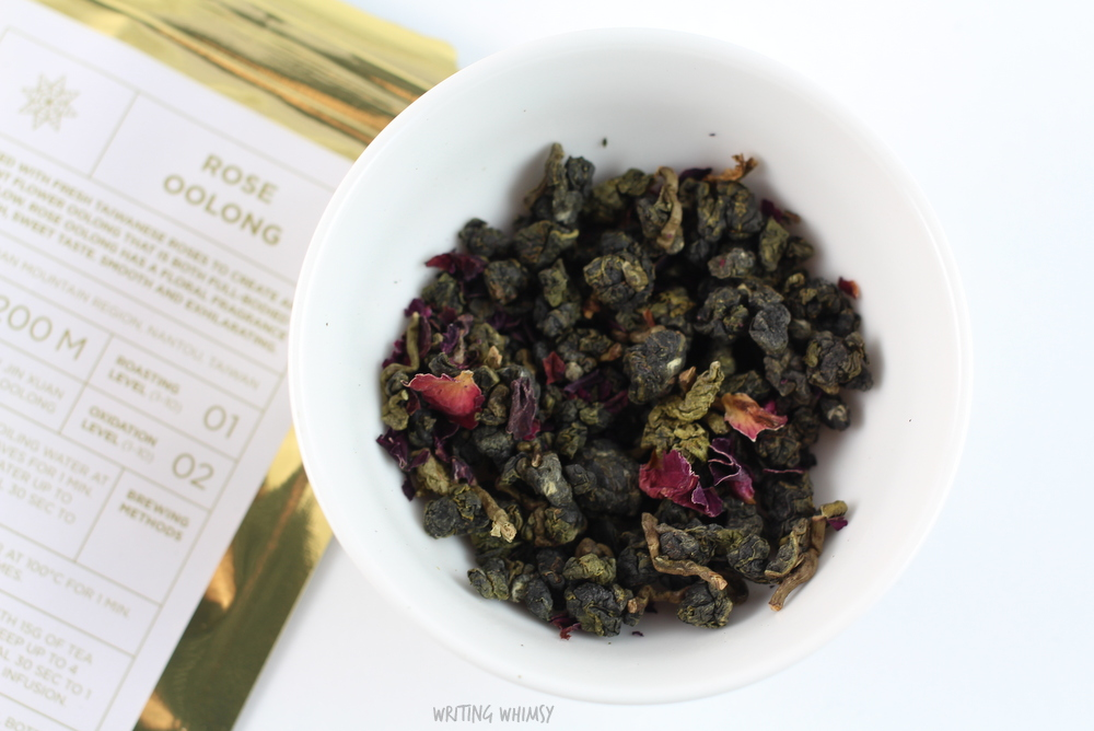 Tea Ave Cape Rose Oolong