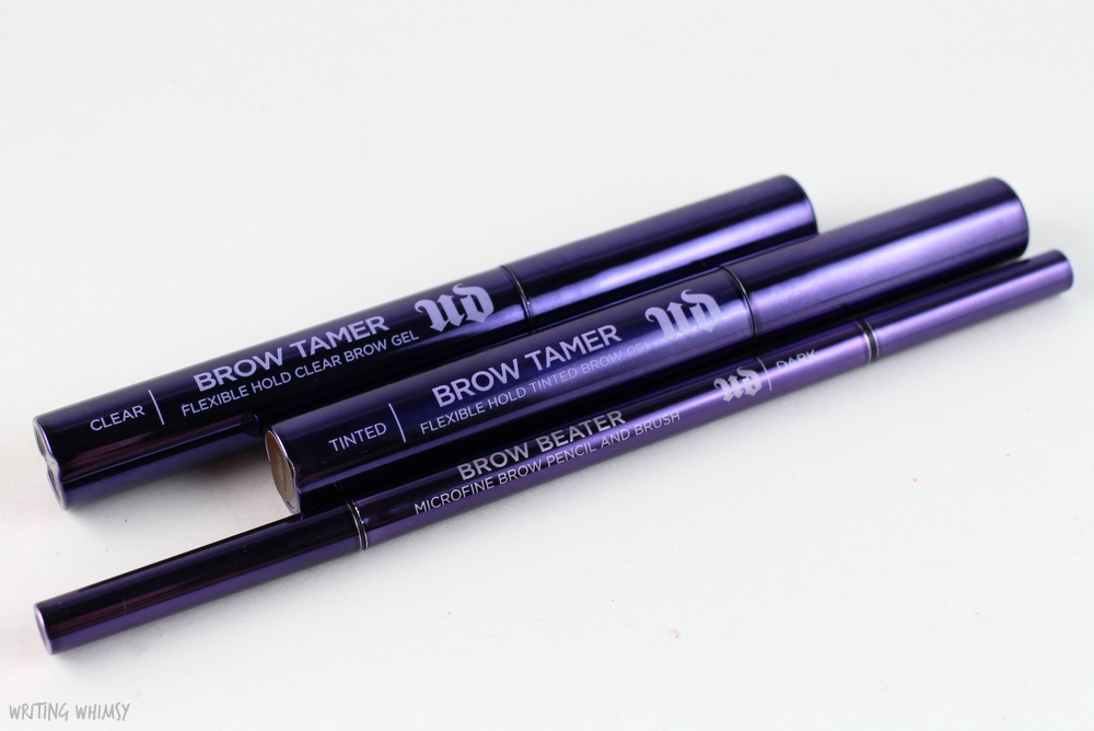 Urban Decay Brow Beater in Dark Swatches 4
