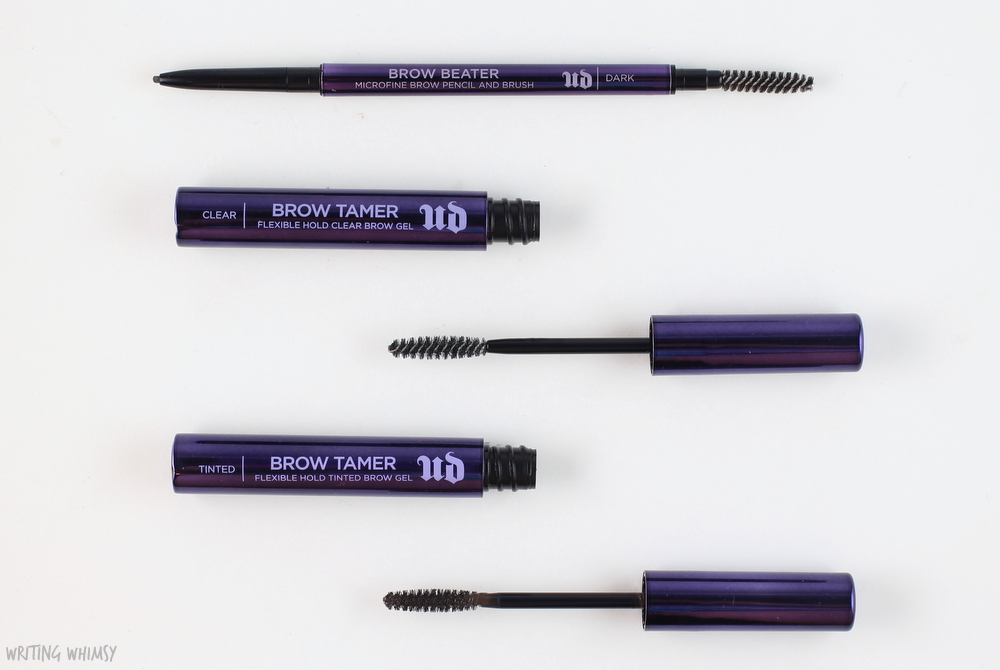 Urban Decay Brow Beater in Dark Swatches 5