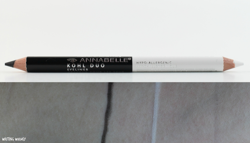 Annabelle Kohl Duo in Tuxedo Swatches