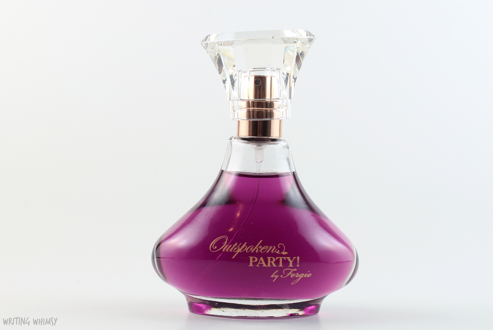 Avon Outspoken Party! by Fergie Eau de Parfum Spray & Body Lotion 4