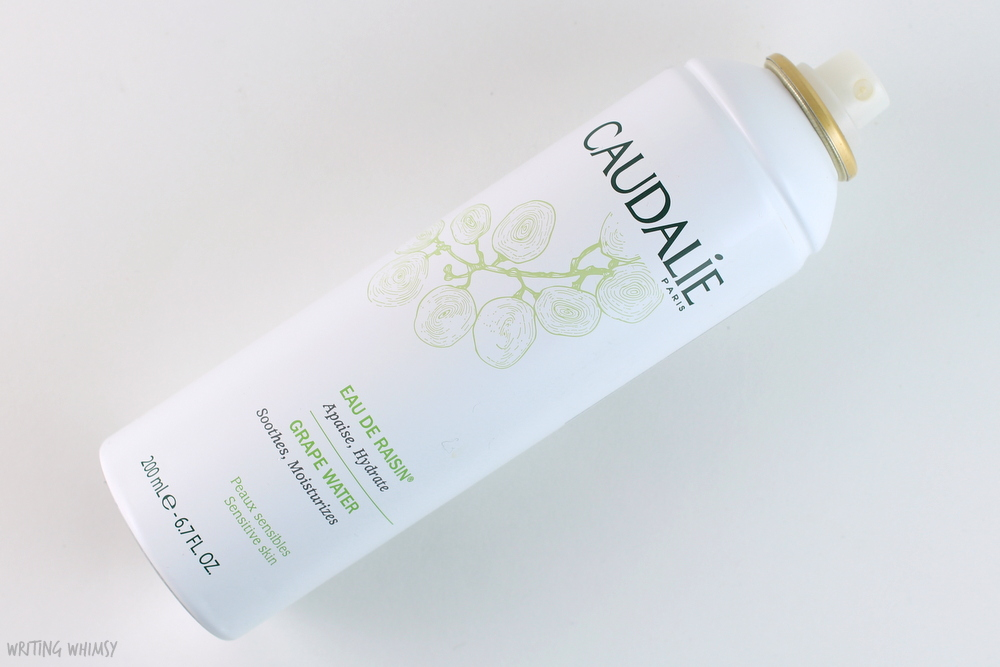 Caudalie Grape Water Review 2