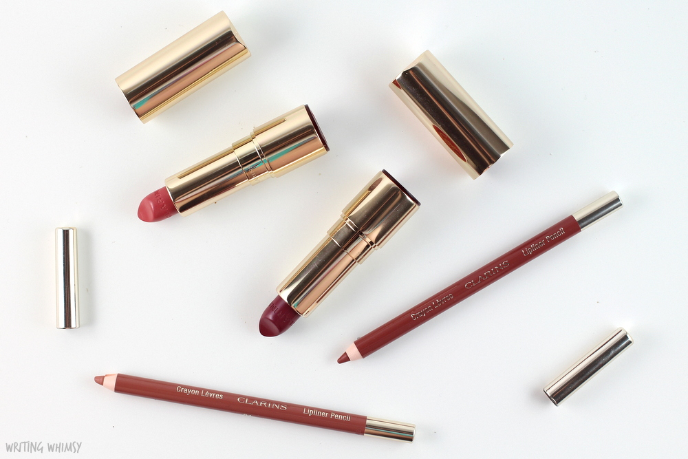 Clarins Fall 2015 Lip Launches