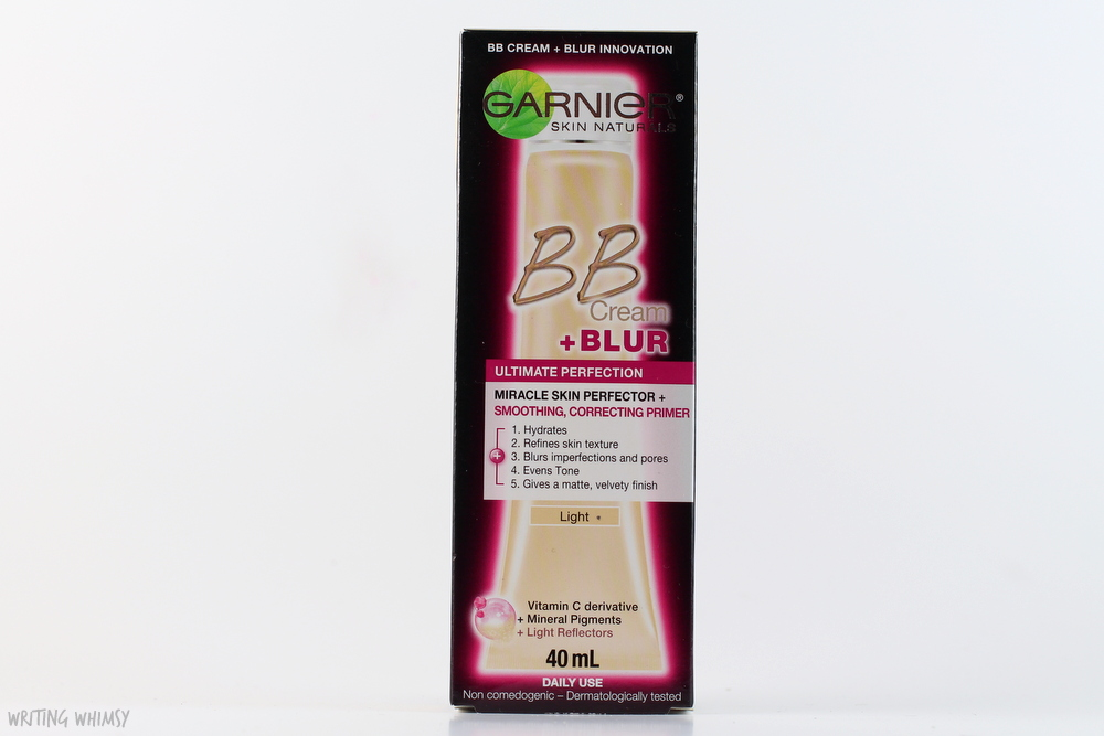 Garnier BB Cream + Blur in Light 3
