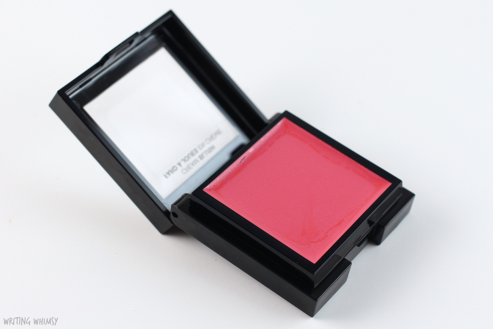 Marcelle Cream Blush in Pink Mademoiselle Swatches 4