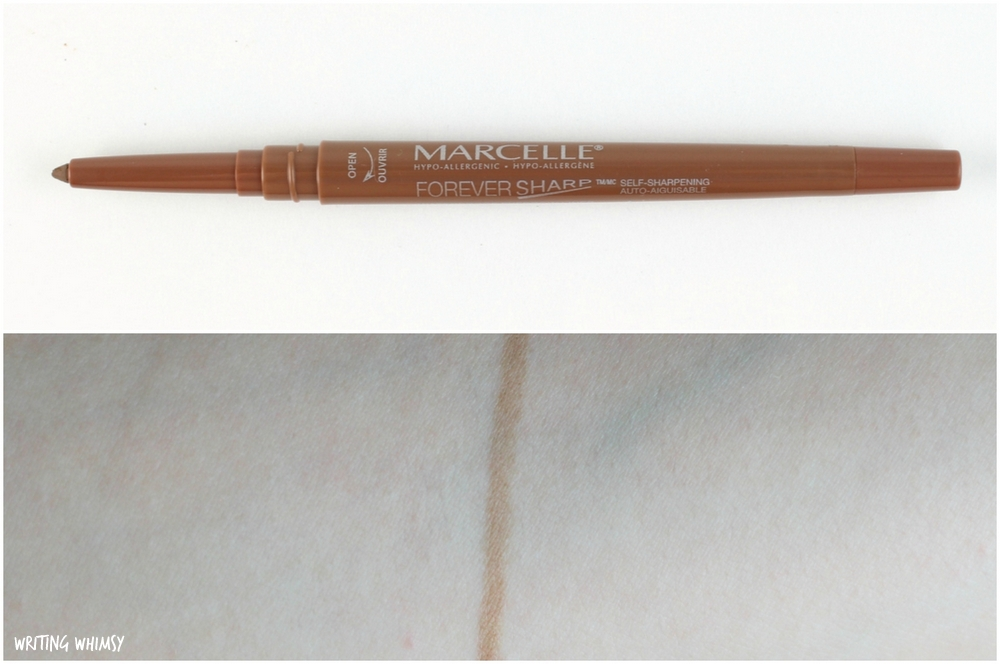 Marcelle Forever Sharp Eyebrow Pencil Blonde Swatch