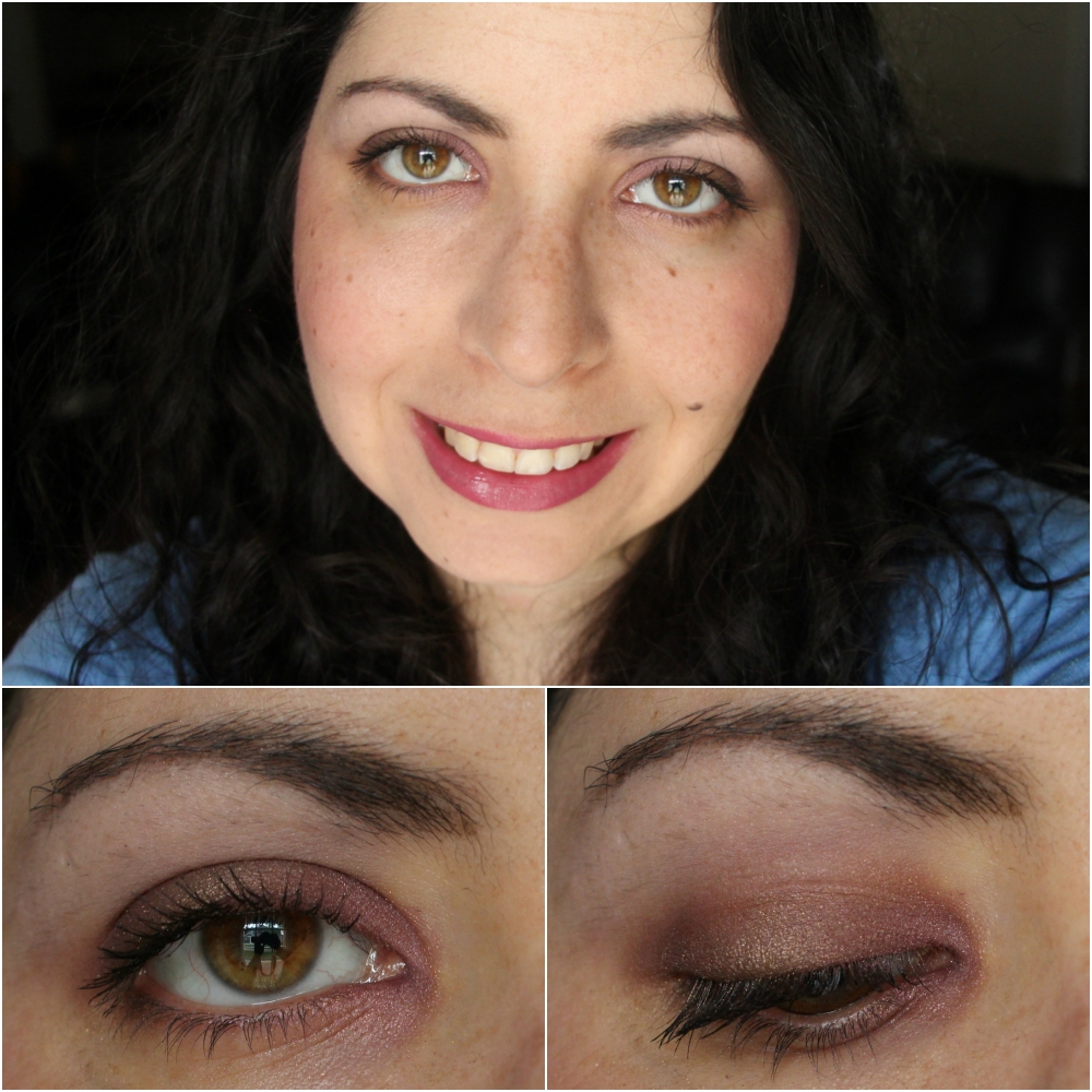 Mary Kay Eye Color Palette in City Sophisticate FOTD
