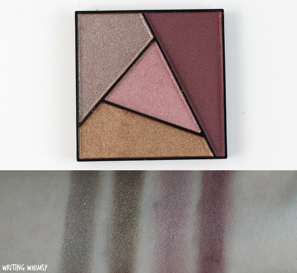 Mary Kay Eye Color Palette in City Sophisticate Swatches