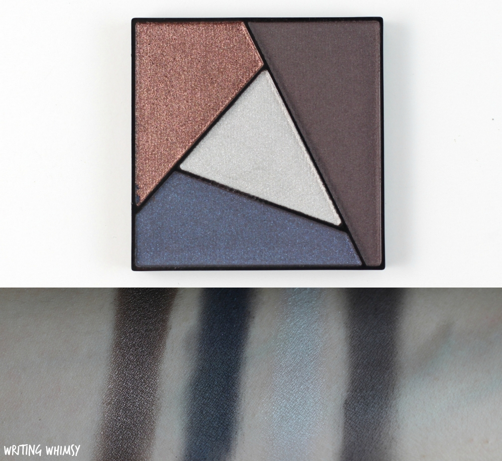Mary Kay Eye Color Palette in Metro Modern Swatches