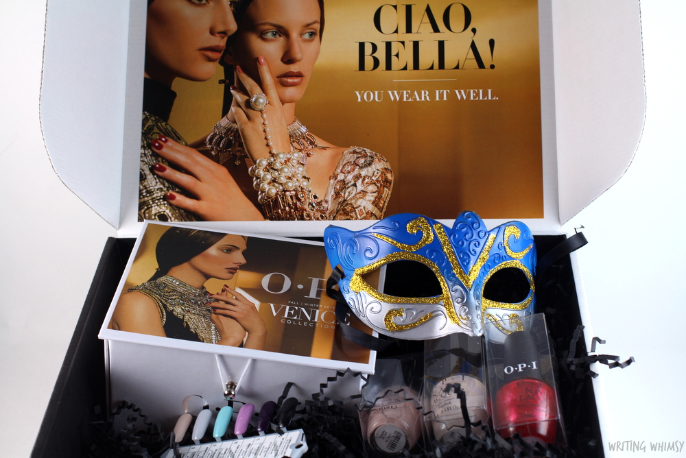 OPI Venice Fall 2015 Collection Swatches + Review