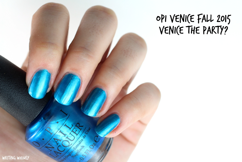 OPI Venice the Party? Swatches