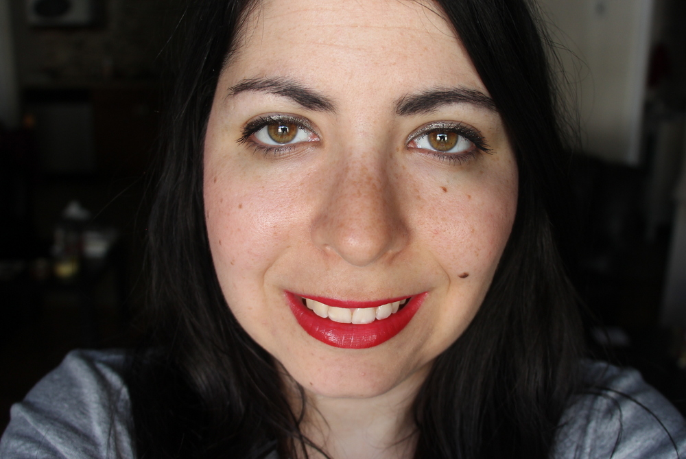 Smashbox + Flare + Donald Robertson Be Legendary Lipstick in Canadian Flare