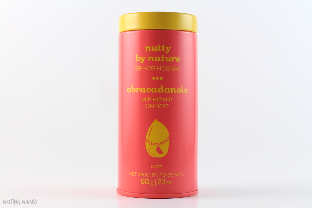 DAVIDsTEA Nutty by Nature 2