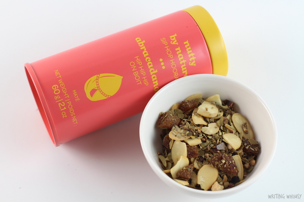 DAVIDsTEA Nutty by Nature 3
