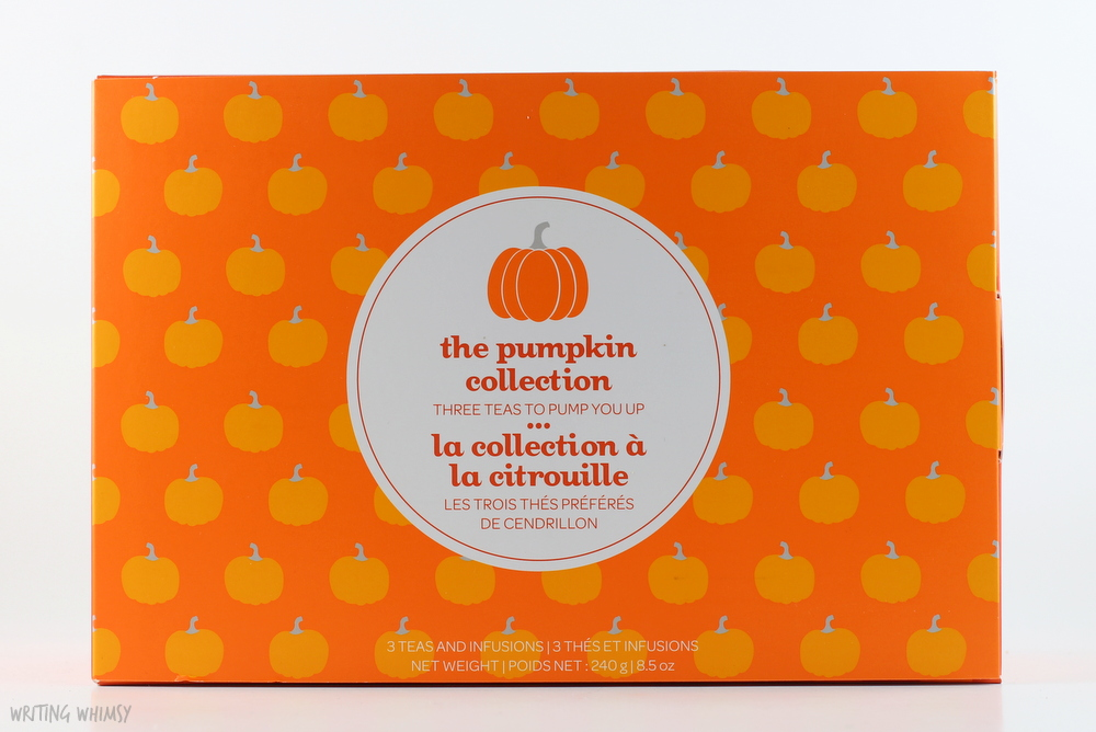 DAVIDsTEA The Pumpkin Collection 2
