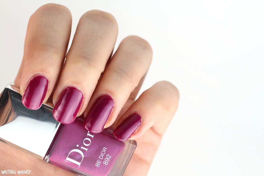 Dior Vernis in Be Dior 892 Swatches