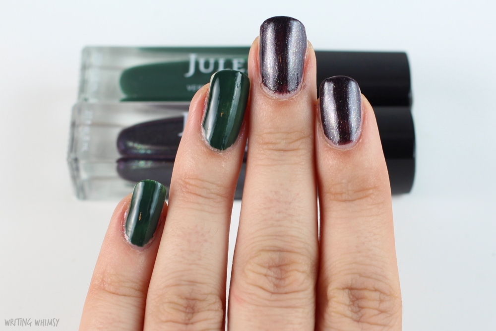 Julep Michaela Swatch 2