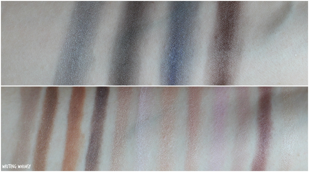Quo Eyeshadow Palette in Keepin' It Sweet Swatches