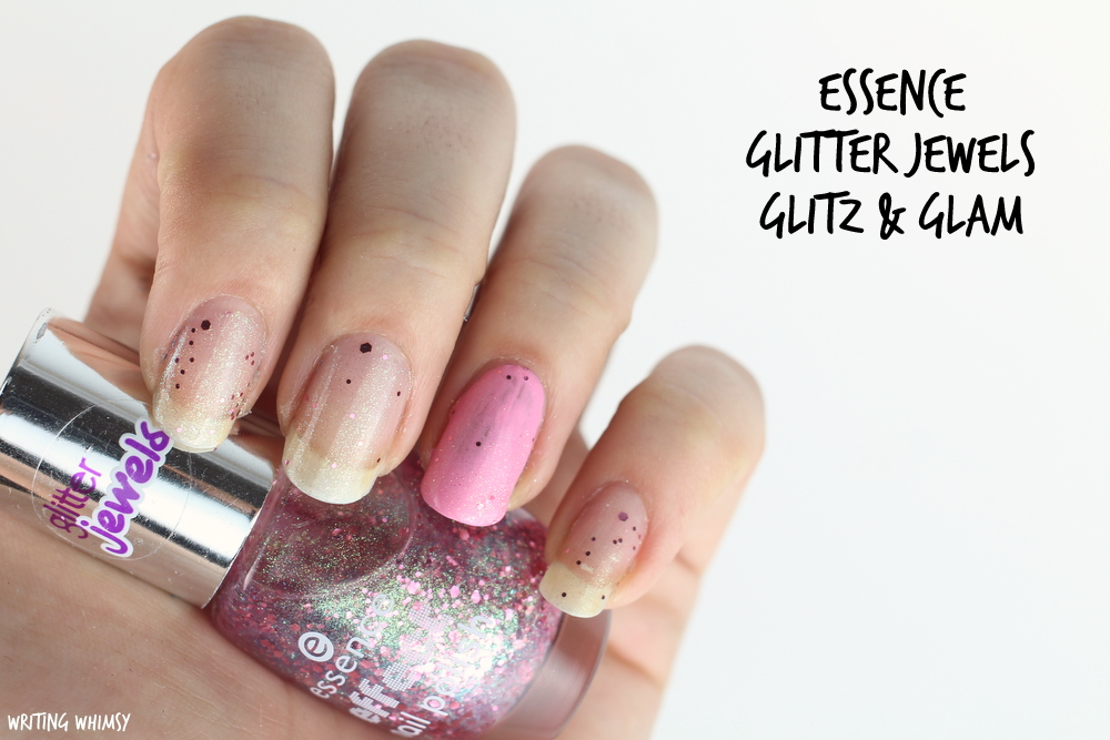 essence glitter jewels glitz & glam 03 swatches
