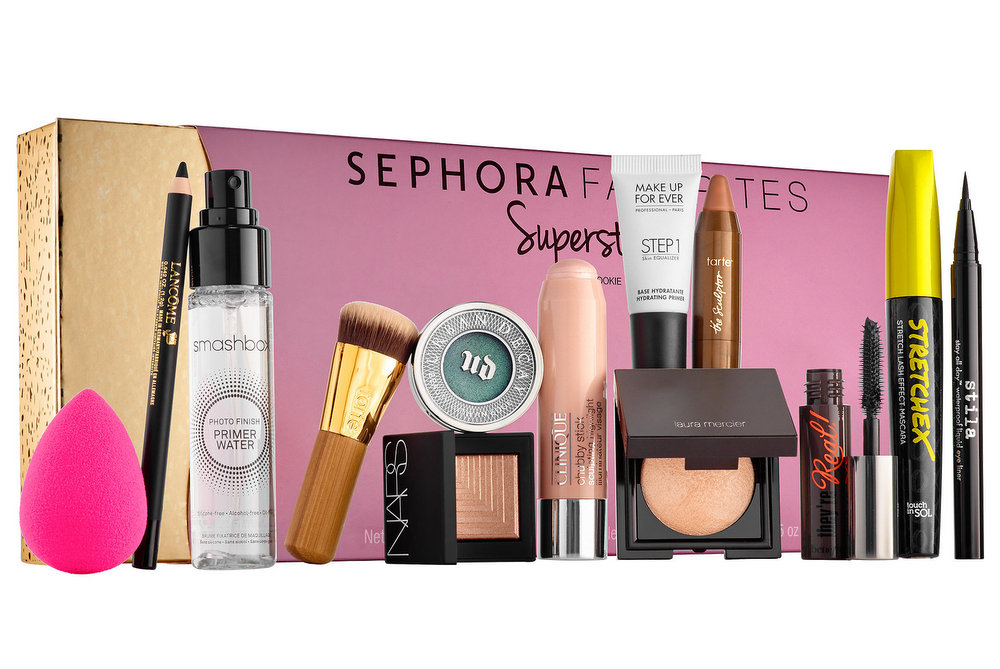 1-Sephora Favorites Superstars Set