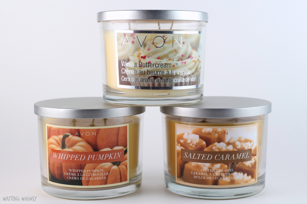 Avon Salted Caramel Candle