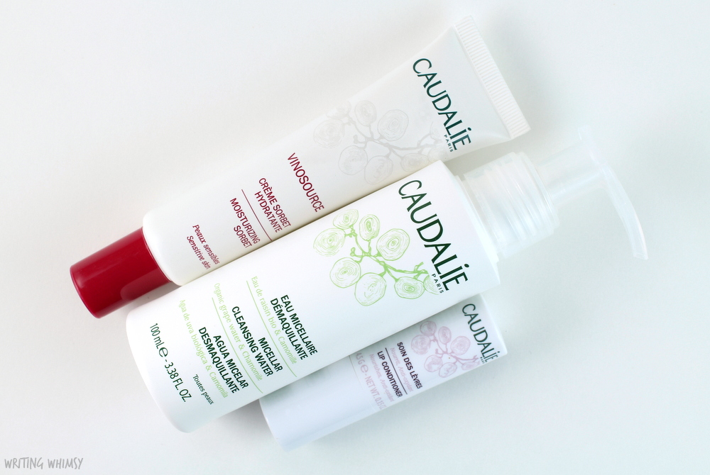 Caudalie Moisture Essentials Set 3