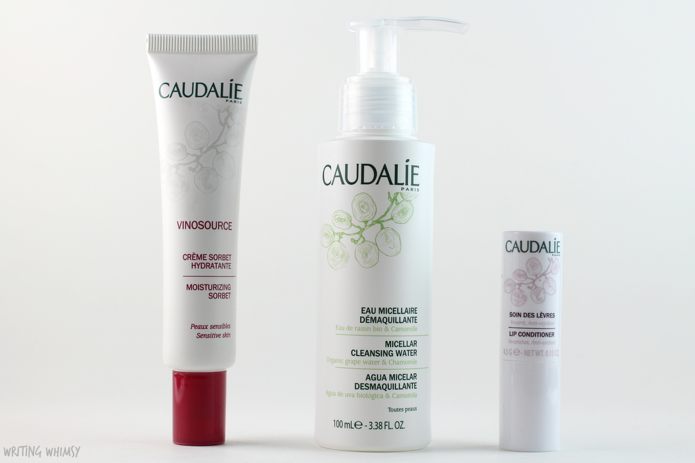 Caudalie Moisture Essentials Set 6