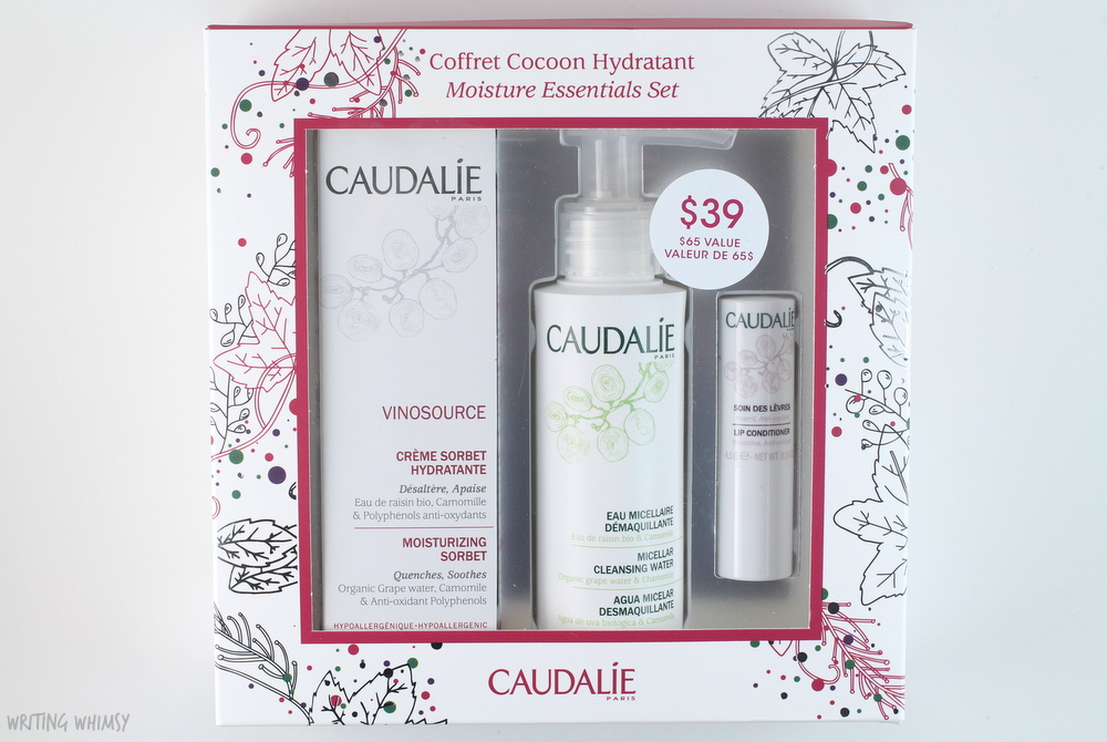 Caudalie Moisture Essentials Set 7