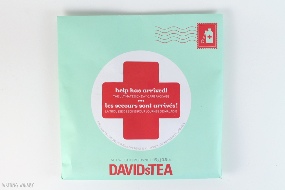 DAVIDsTEA Help Has Arrived