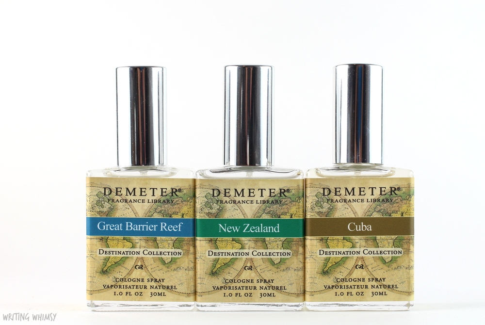 Demeter Fragrance Destination Set 2