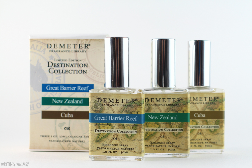 Demeter Fragrance Destination Set 3