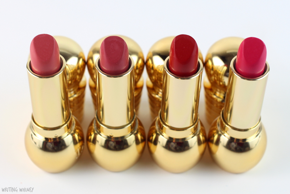 Dior Holiday 2015 Diorific Mat Velvet Colour Lipsticks Swatches & Review 5