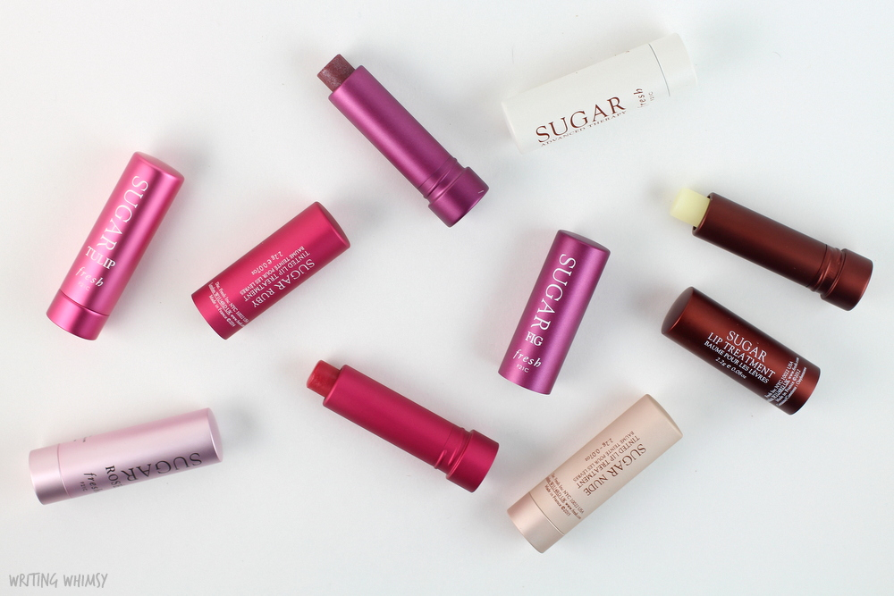 Fresh Holiday Gift Guide 2015 Fresh Sugar Lip Delight Swatches 4