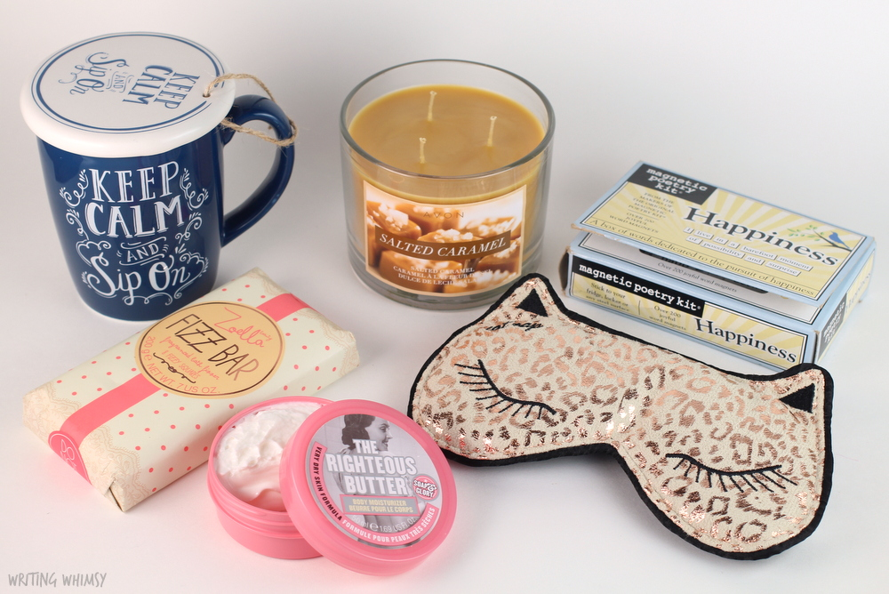 Perfect secret santa gifts for 15 or less writing whimsy Good gifts for gift exchange