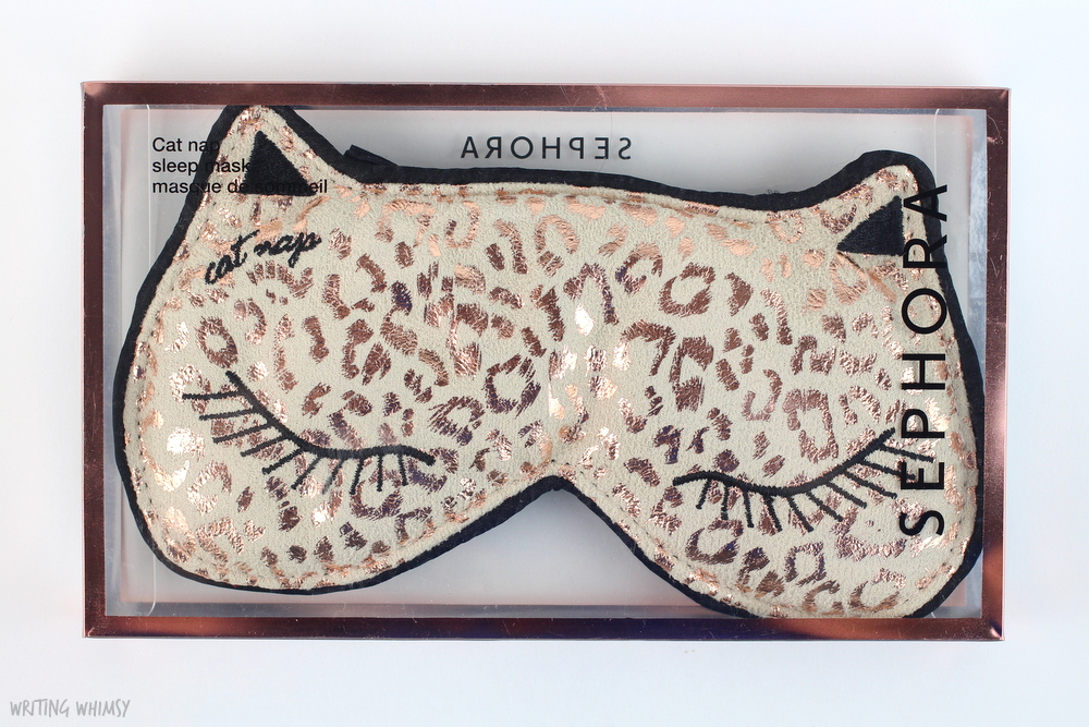 Sephora Collection Cat Nap Eye Mask