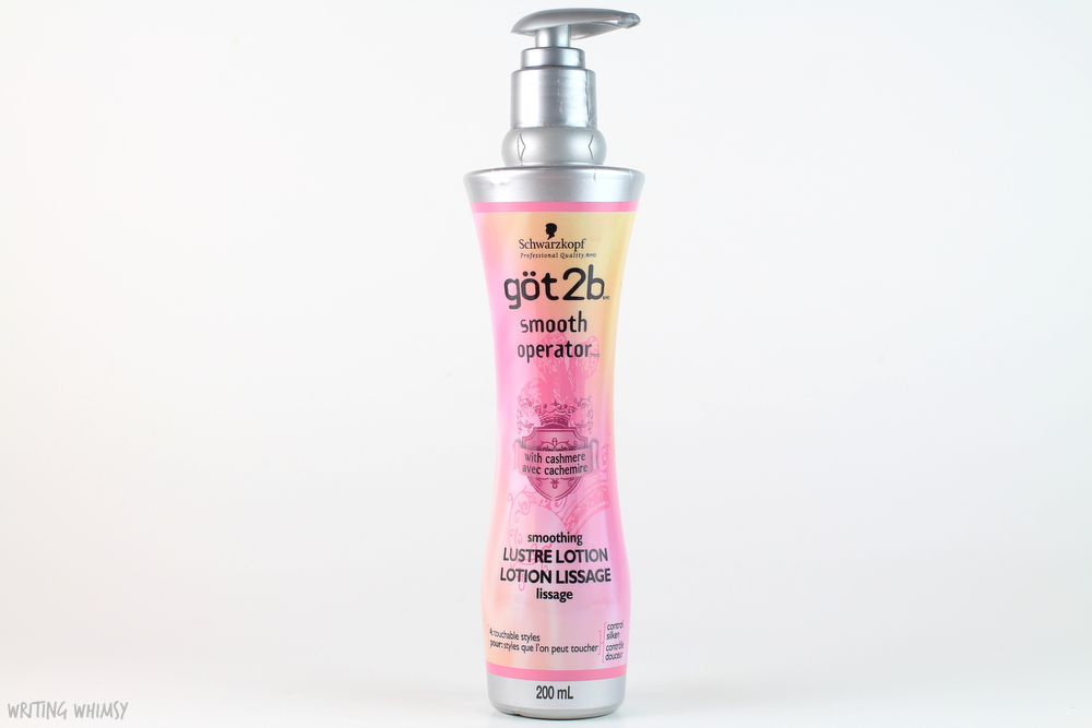 göt2b smooth operator Smoothing Lustre Lotion