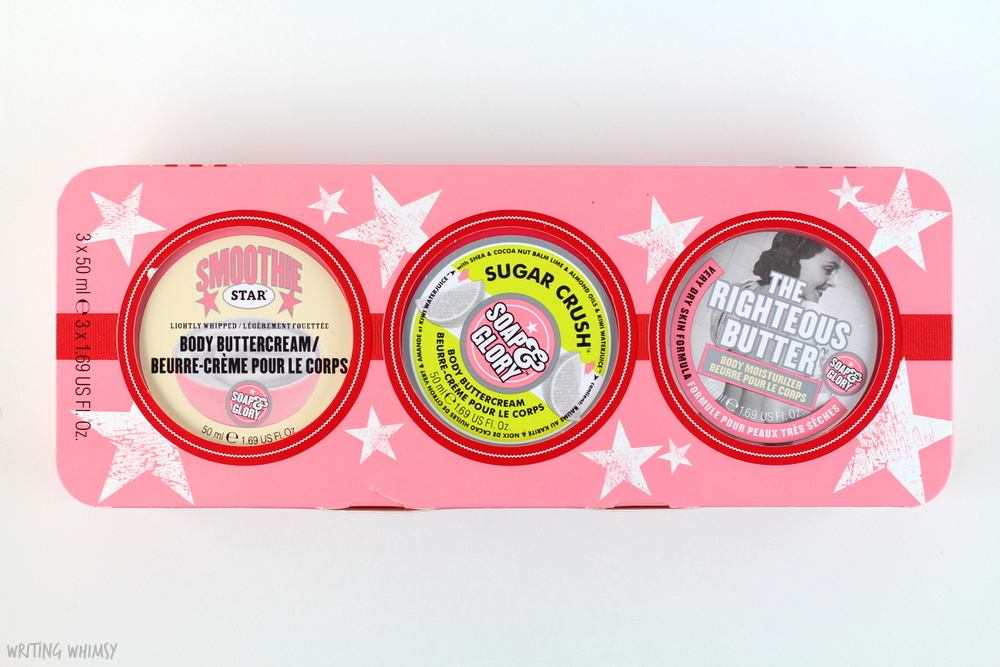 soap & glory THREE TIMES BUTTER