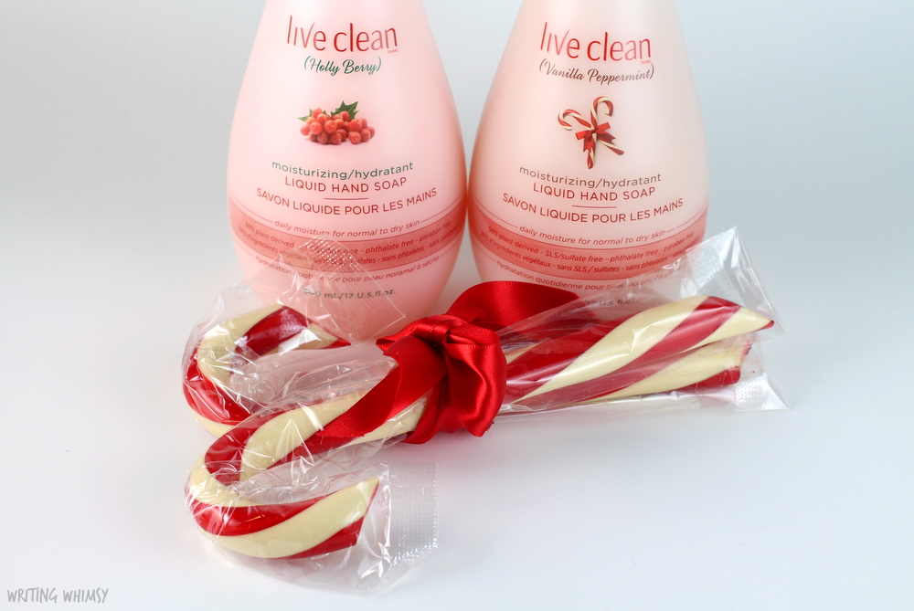 Live Clean Holiday Liquid Hand Soap Collection 3