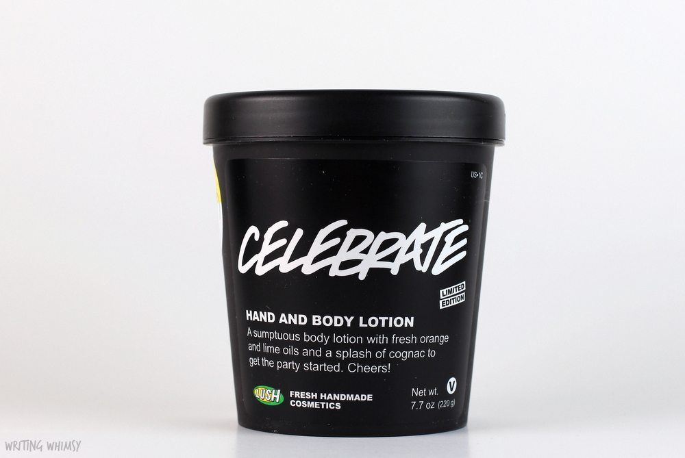 Lush Celebrate Hand And Body Lotion 2