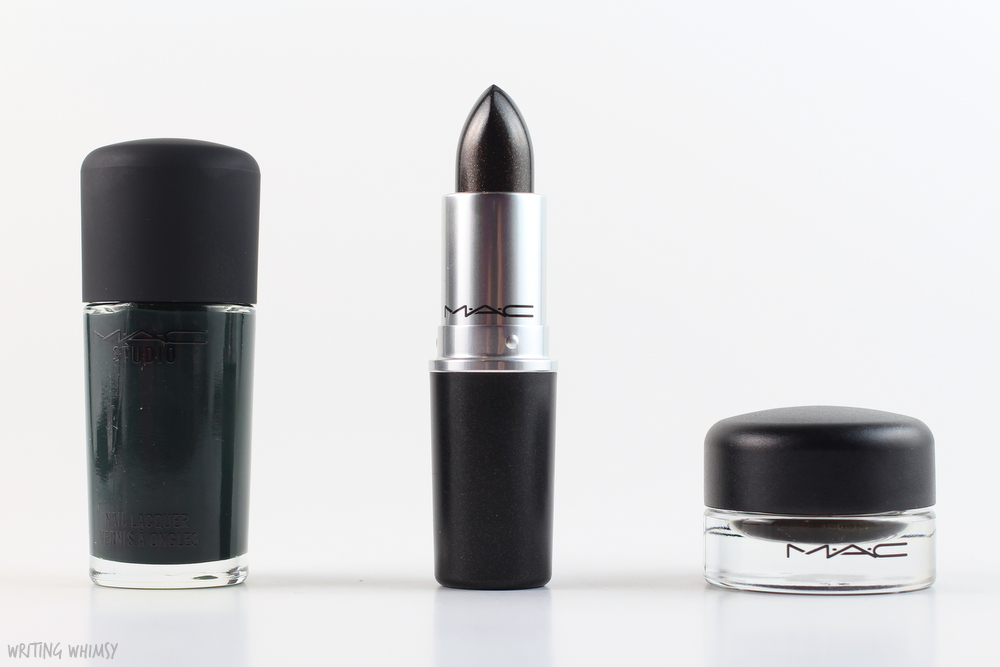 MAC Dark Desires Reviews + Swatches 2