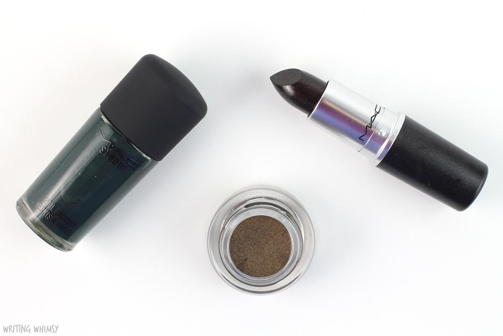 MAC Dark Desires Reviews + Swatches